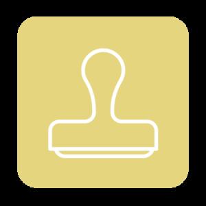 pieczątka z logo dla firmy remontowej